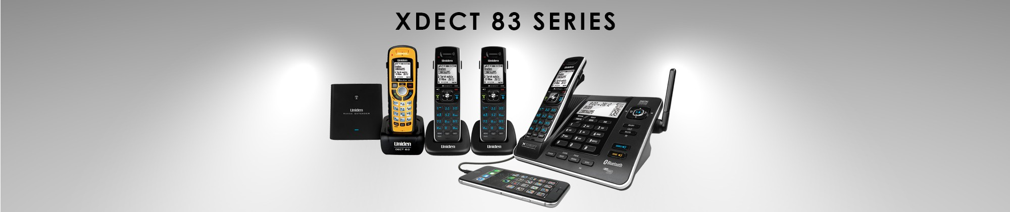 XDECT 83 Series